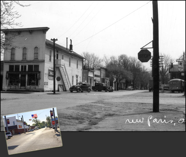 Brightnet historic new paris gallery for Goshen motor inn goshen in